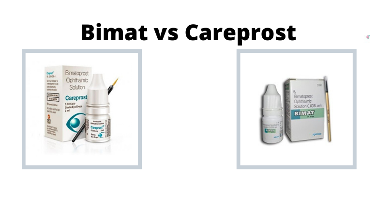 Bimat vs Careprost